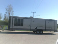 RV Trailer Hauling Services