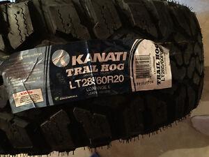 Brand new Kanati Trail Hogs 285/60R20 Cambridge Kitchener Area image 1