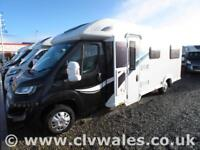 Bailey Approach Autograph 765 End Lounge Motorhome MANUAL 2016