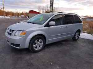2009 dodge caravan 25th aniversary certified etested