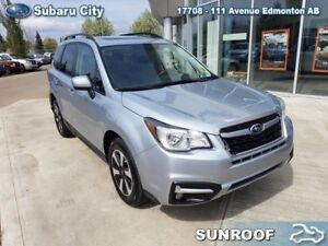 2018 Subaru Forester 2.5i Touring,SUNROOF,AWD,ALUMINUM WHEELS,BL