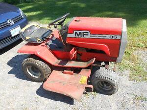 8.5 hp Massey Ferguson  lawn tractor