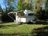 BOLER 17' travel trailer