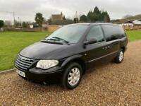 2005 Chrysler Grand Voyager 3.3 Limited 5dr MPV Petrol Automatic