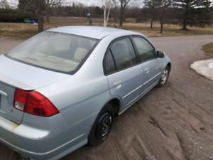 2004 Honda Civic Hybrid - AS IS