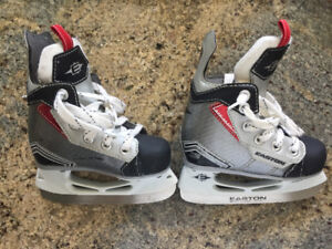 Easton skates.  Size Youth 6.  Great shape!