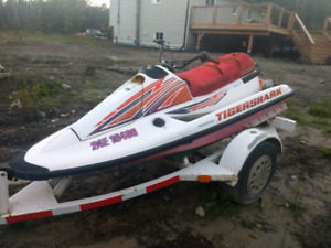 Arctic cat 665 pwc
