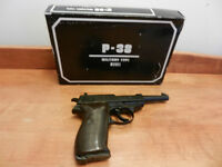 Replica P-38 Automatic Pistol Made By Walther Germany