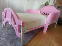 Baby bed and Mattress- Just  like new