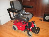 mini fauteuil électrique Gochair