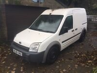 Ford transit connect 2006 tested july2017!! Clean van!!