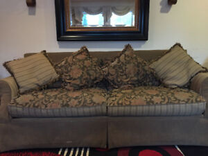 Selling 3 seater, 2 seater and 1 seater Sofa