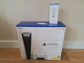 Sony PlayStation 5 PS5 Console with Media Remote bundle New Sealed