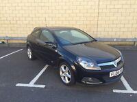 2008 Vauxhall Astra Sports Hatch 1.9 CDTI SRI, MOT Until June 2017, HPI Clear, 2 Keys, Drives Well