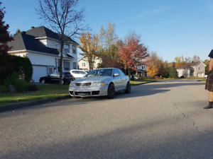 Audi S4 B5 2.7L Bi Turbo 6 cylindres 265 HP Manuel 4x4
