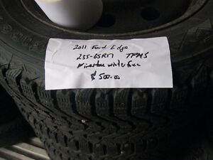 Edge Snow Tires