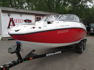 2012 Sea-doo 210 Challenger price reduced - warranty to 2018
