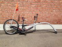 Trailer bike Treck 20 pouces