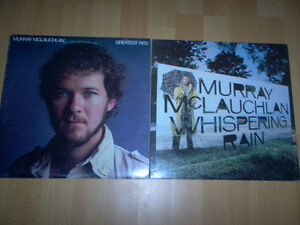 two lps by Murray Mclauchlan reduce price Gatineau Ottawa / Gatineau Area image 1