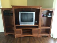 3 in 1 Beautiful Wooden Cabinet for sale