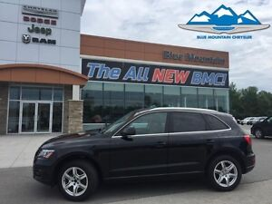 2012 Audi Q5 2.0T quattro   ACCIDENT FREE, AWD, LEATHER HEATED,