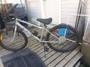 24 inch CCM mountain bike