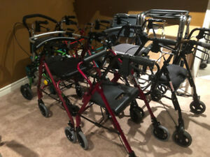 Light Weight Rollator Walkers