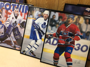Sports Framed Pictures