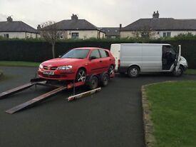 Scrap cars wanted £50 plus ££ call 07794523511 spares or repair car van etc