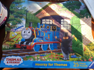Thomas the Tank Board Puzzle - from 2002