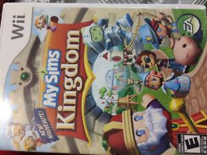 Wii Games $5.00 each