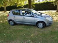 Vauxhall/Opel Corsa 1.2i 16v ( a/c ) 2007 PETROL