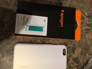 I phone 6 pearl white case Stratford Kitchener Area image 1