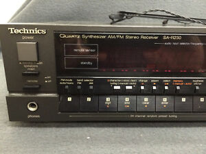 Technics SA-R230 AM/FM Stereo Receiver London Ontario image 2