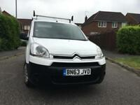 2014 Citroen Berlingo 1.6 HDi L1 625 Enterprise Panel Van 5dr