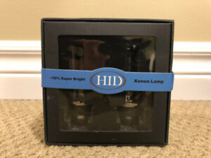 D2S Premium HID   Lamp Bulbs 35W   5500K NEW​