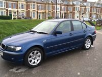 2004 53 BMW 318 se facelift model 12 months MOT Full service history stunning condition