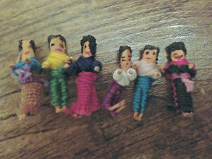 Trouble/Worry Dolls from The Margaret Woodbury Strong Museum London Ontario image 3