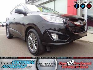 Hyundai Tucson GLS | FWD | Dual Moonroof | Bluetooth 2015