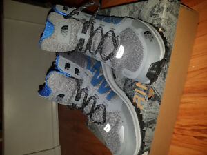 Brand new Men's hiking shoes name brand The North Face