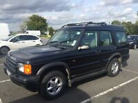 **LANDROVER DISCOVERY TD5**00/W^*132k Low miles**£1495**