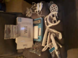 Wii Sports Video game/console bundle