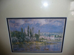"Claude Monet ""Thunderstorms"" 1880 Art Print Stratford Kitchener Area image 8"