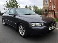 Volvo S60 2.4 D5 S 4dr *** PRIVATE PLATE INCLUDED ***