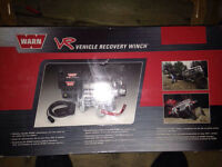 Warn VR12000 lbs winch for sale
