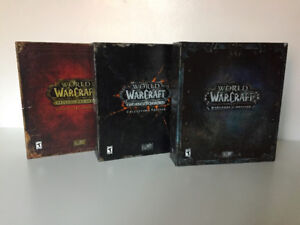 World of Warcraft Collector's Editions for Sale