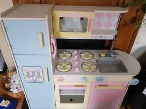 Play kitchen Kid Craft solid wood