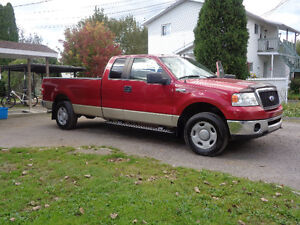 A VOIR!!!!---Ford F-150 XLT 2008 4x4