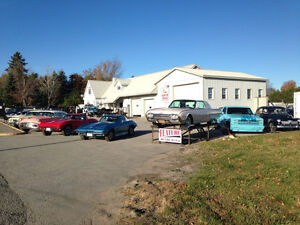 Car Lot Salvage Yard Commercial Hwy 27 Barrie