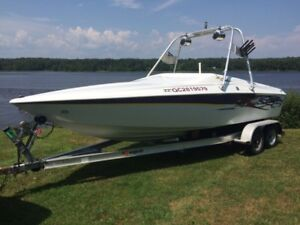 2005 Baja Outlaw 20 Fresh Water !! Low Low Hours!!